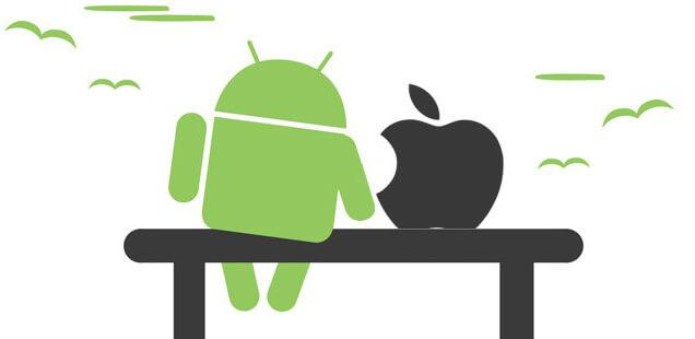 Android và iOS: khác biệt hay tương đồng?