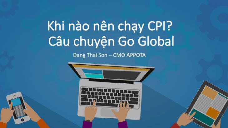 CPI quốc tế CPI giá rẻ