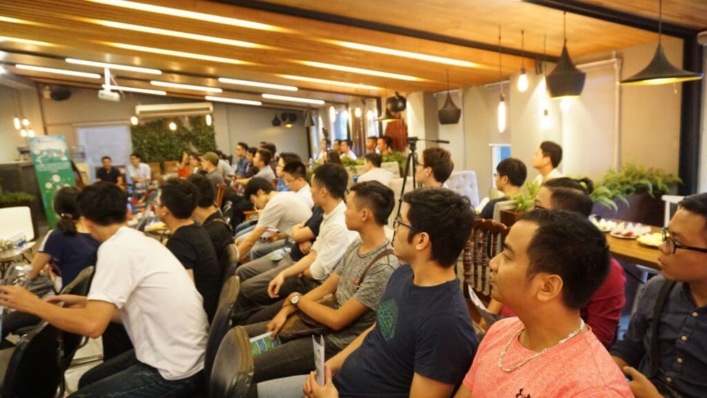 giá CPI Việt Nam, xây dựng cộn đồng ứng dụng