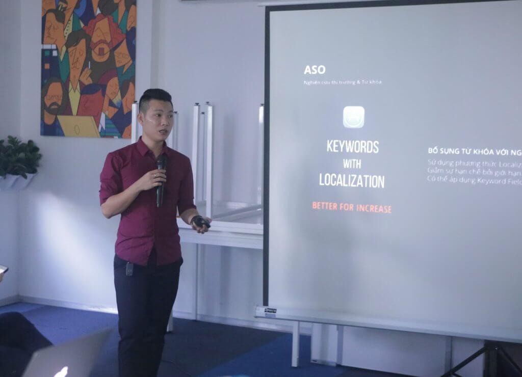 Lê Hải Anh – CMO|HdApps