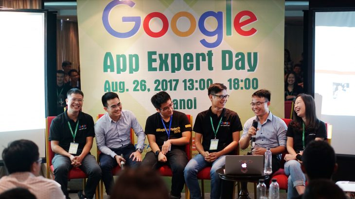 google app expert day hà nội việt nam