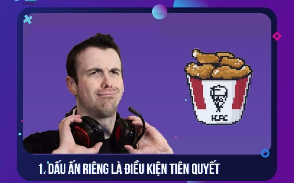 Học KFC - Quảng cáo 5 tiếng vẫn có hàng ngàn người xem.1