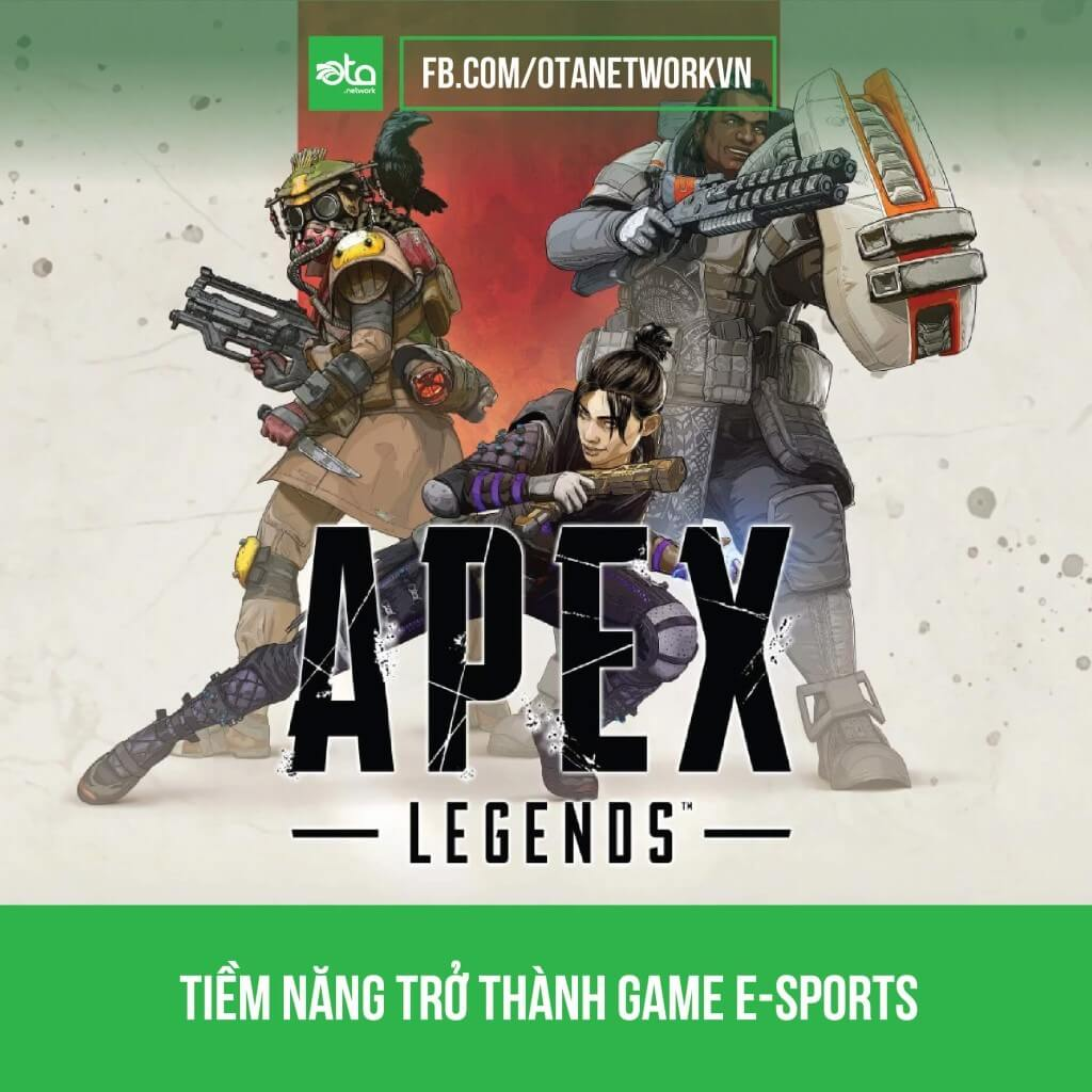 Apex Legends - Lựa chọn mới cho các streamer yêu Battle Royale.6